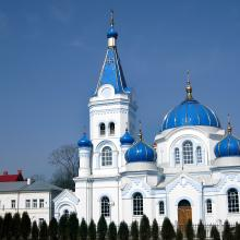 Jelgava St Ann church