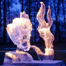 LedoSkulpturosPakruojis195 Fotografas Gytis Vidziunas
