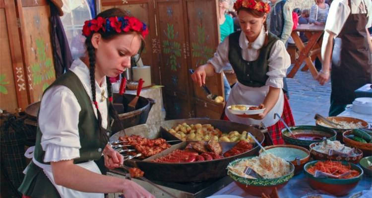 Festival piva Latviabeerfest v Rige glav1