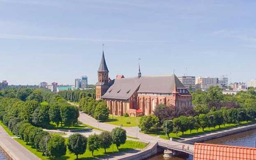 35709 Kaliningrad Cathedral