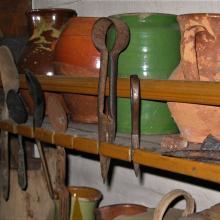 Marcinkoniu etnografinio muziejaus eksponatai