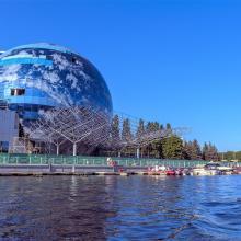 Pasaulio vandenyno muziejus 373287618 Editorial Use Only