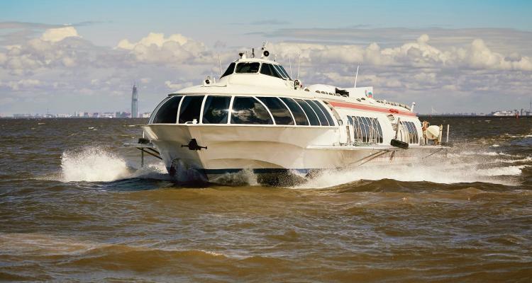 Sankt Peterburgas laivas meteoras 213211202