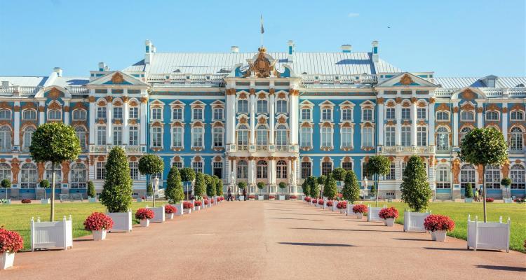 Sankt Peterburgas Jekaterinos rūmai 122186280