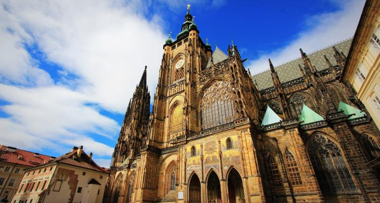 Praha Vito katedra 225262967