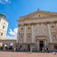 Varšuva Onos bažnyčia 207449453