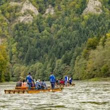 Slovakija Dunajec upė 244058142