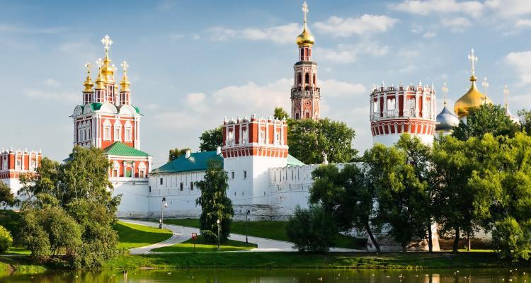 Maskva Novodevičio vienuolynas 102186557