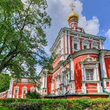 Maskva Novodevičio vienuolynas 263355711