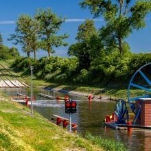 Elblongo kanalas 128318379