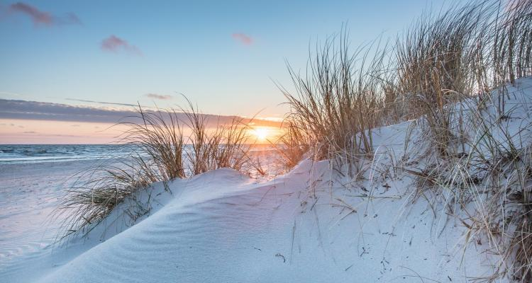 Paplūdimys žiema 262543995