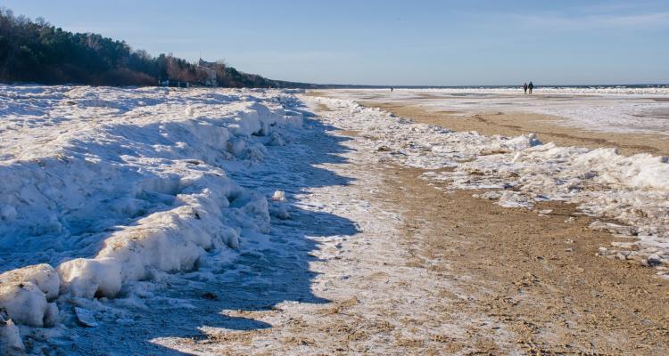 Jūrmala žiema 40597533