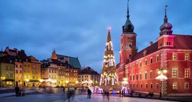 Varšuva Kalėdos 94827539