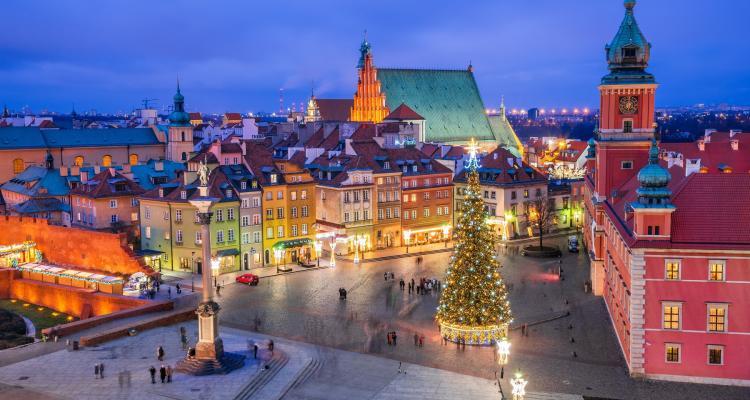 Varšuva Kalėdos 327633046