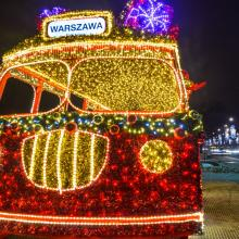 Varšuva Kalėdos 164645832