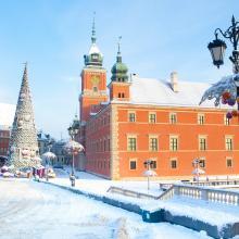 Varšuva žiema 100259155
