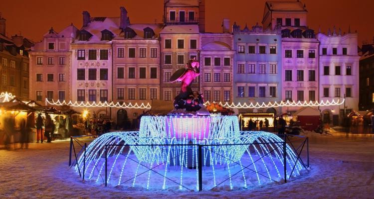 Varšuva žiema 181991638