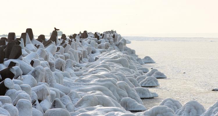 Ledinis molas, Liepoja, Ventspilis 248865927