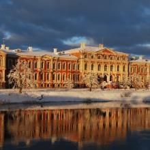 Jelgava žiema 135849499